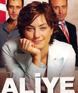 Aliye Tv Series Poster