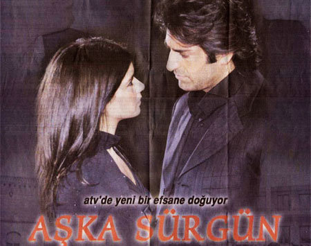 Slave to Love (Aska Surgun) Turkish Tv Series