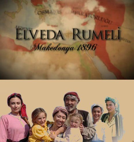 Farewell Rumelia (Elveda Rumeli) Turkish Tv Series