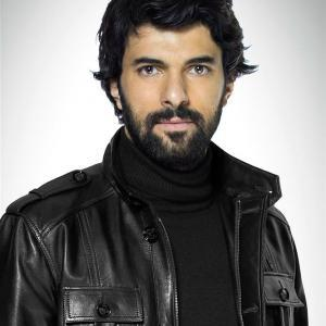 Engin Akyurek as daghan soysur in Until Death (Olene Kadar) Turkish Drama