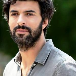 Engin Akyurek as Omer in Black Money Love (Kara Para Ask) Turkish Drama