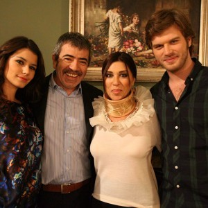 Forbidden Love turkish drama cast