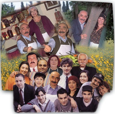 Second Spring (Ikinci Bahar) Turkish Tv Series