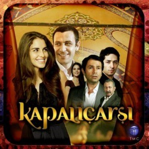 Grand Bazaar (Kapalicarsi) | Turkish Drama