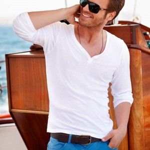 Kivanc Tatlitug in ship