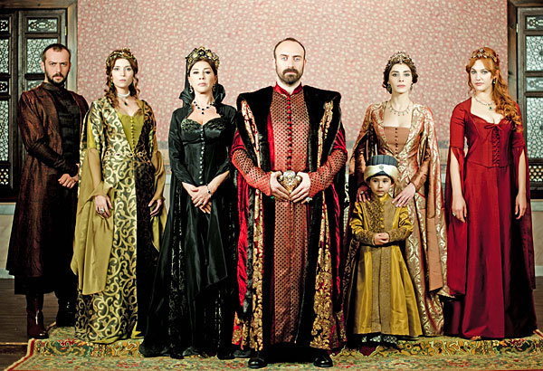 Muhtesem Yuzyil - Magnificent century tv series
