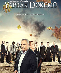 The Fall of Leaves - Leaf Cast Tv Series (Yaprak Dokumu) poster
