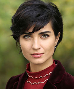 Tuba Buyukustun - Turkish Actress
