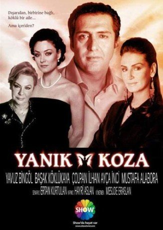 Burn Cocoon (Yanik Koza) Turkish Tv Series