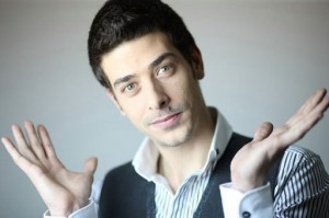 alper saldıran turkish actor