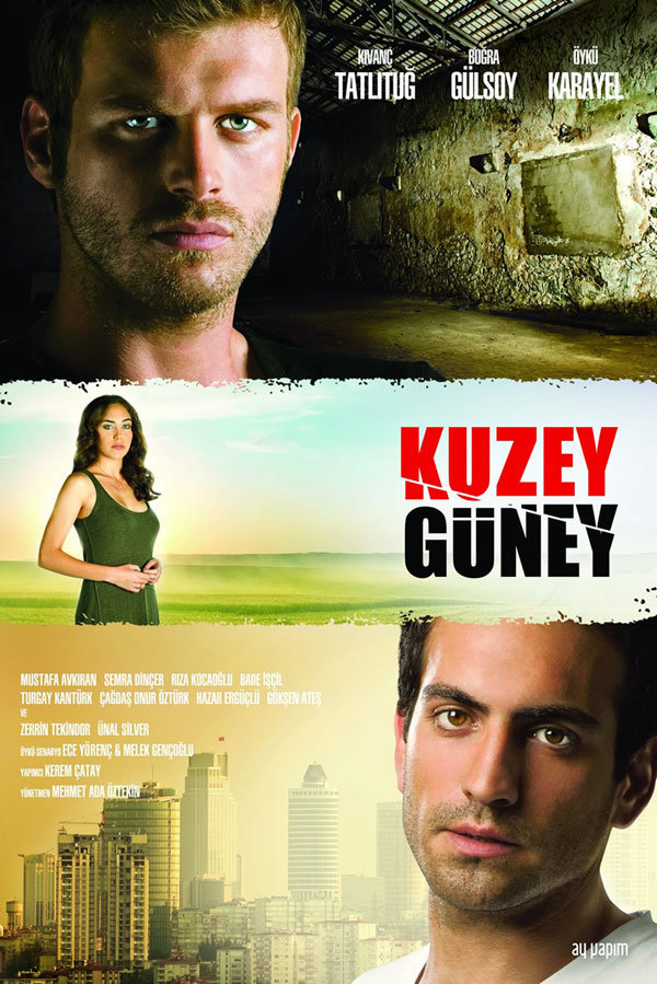 kuzey güney north south turkish tv series