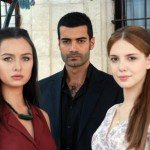 birce akalay (havva) - Murat unalmis (yusuf) - selen soyder (toprak) in love is in the air