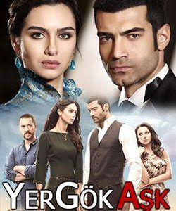 Love is in the Air (Yer Gok Ask) Turkish Tv Series