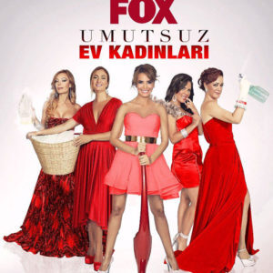 Desperate Housewives (Umutsuz Ev Kadinlari) Tv Series Poster