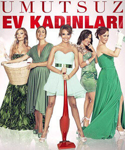 Desperate Housewives (Umutsuz Ev Kadinlari) Tv Series