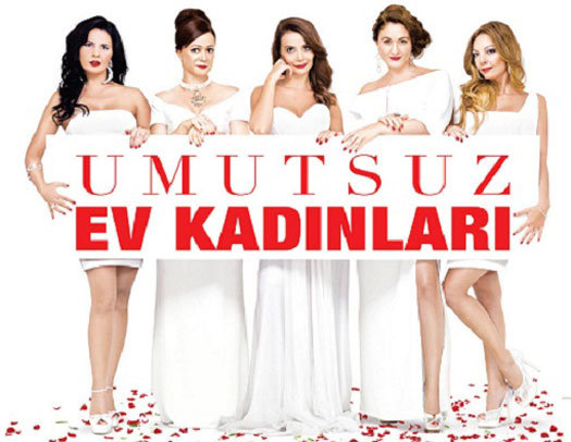 umutsuz ev kadınları desperate housewives turkish tv series