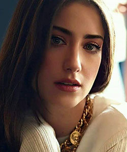 Hazal Kaya - Turkish Actress