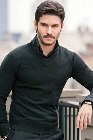 turkish actor tolgahan sayışman