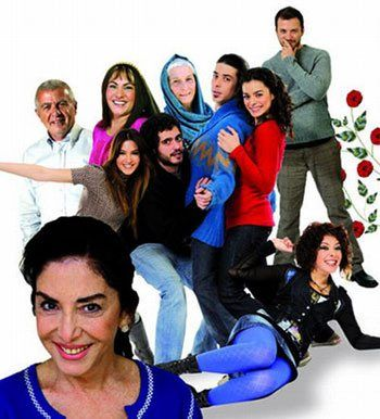 melekler korusun angels bless you turkish tv series