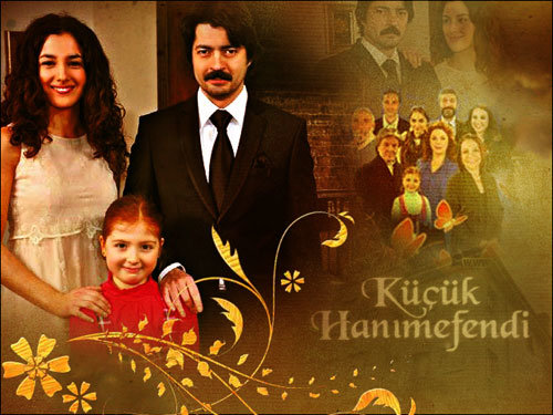 küçük hanımefendi little lady turkish tv series poster