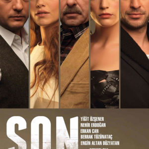 The End (Son) Tv Series Poster
