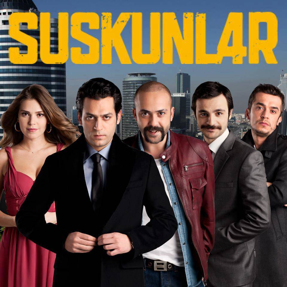 Suskunlar - Sleepers - Game of Silence Tv series