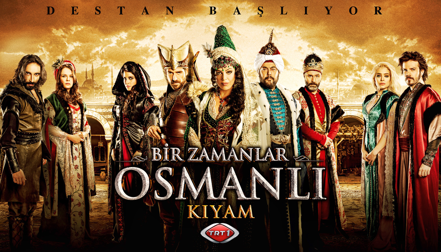 Bir zamanlar osmanli kiyam - ottomon empire rebellion tv series