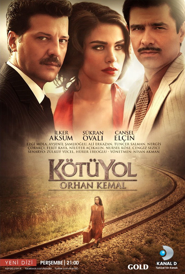 The Poor Road - Kötü Yol - Turkish Series