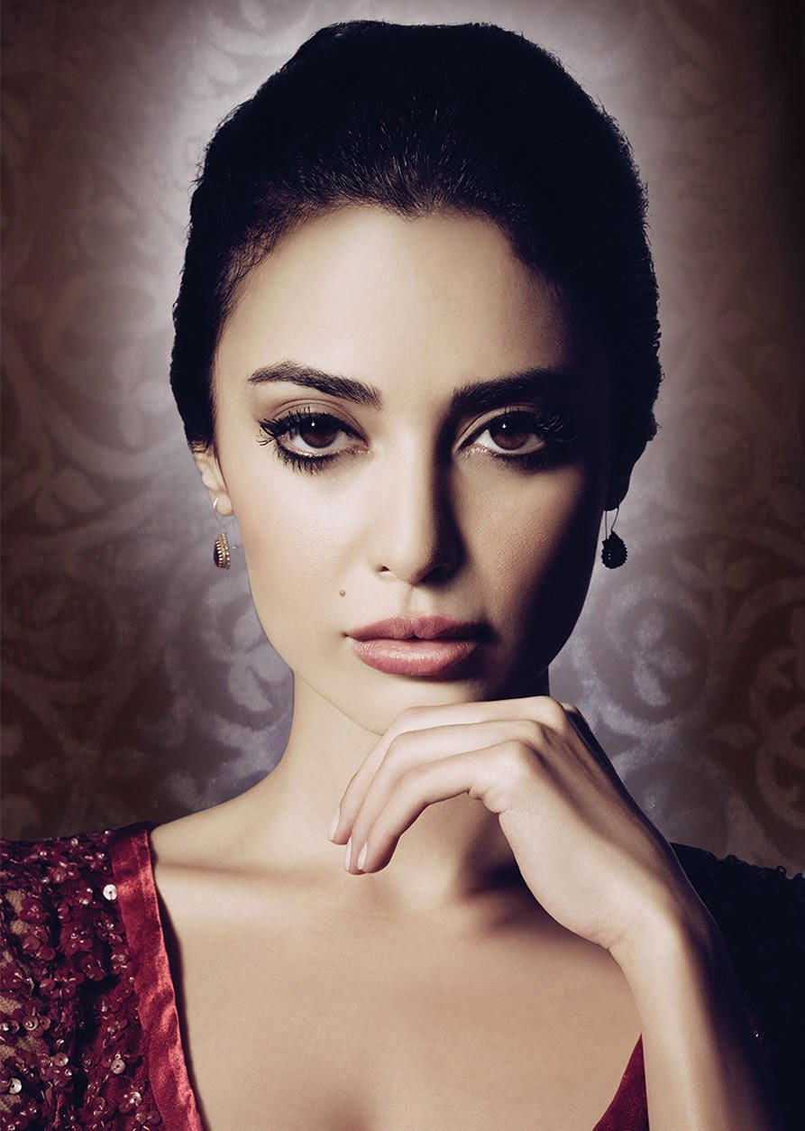 Melike Yalova Turkish Actress