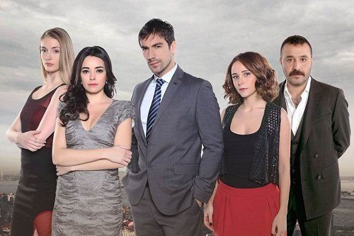 Mercy (Merhamet) Turkish Tv Series Poster