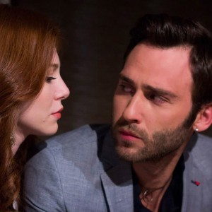 elcin sangu and seckin ozdemir a love story