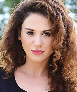 Ekin Turkmen - Actress