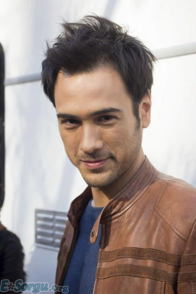 yamac telli (yamaç telli) turkish actor