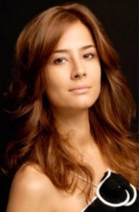 Özlem Conker Turkish Actress