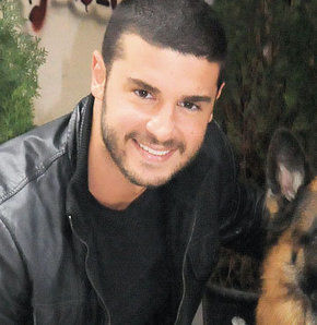 Berk Oktay Turkish Actor