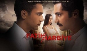 from fatih to harbiye (fatih harbiye) 2013 Turkish tv series