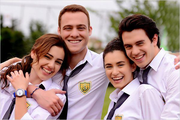 waiting for the sun (güneşi beklerken dizisi) Turkish tv series