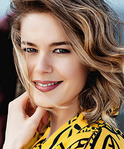 Burcu Biricik Turkish Actress