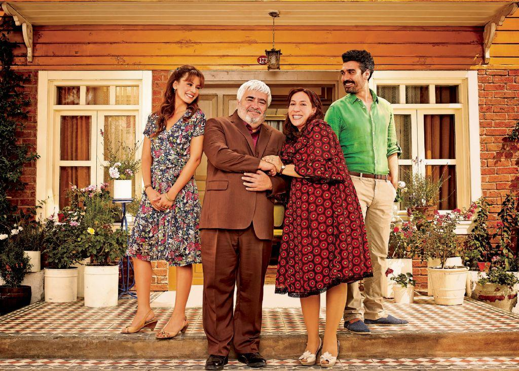 Aramizda kalsin Turkish Tv Series