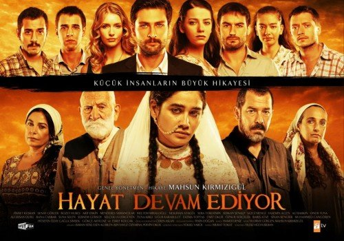 Life goes on (Hayat devam ediyo) turkish tv series