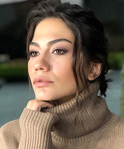 Demet Ozdemir - Turkish Actress