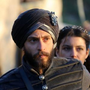 Ekin Koc as Sultan Ahmed I