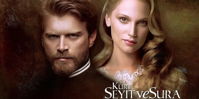 Kurt seyit and shura (Kurt Seyit ve Sura) Tv Series