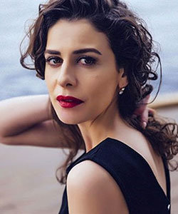 Ebru Ozkan Turkish Actress