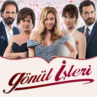 Gonul isleri - Affairs of the heart Tv Series