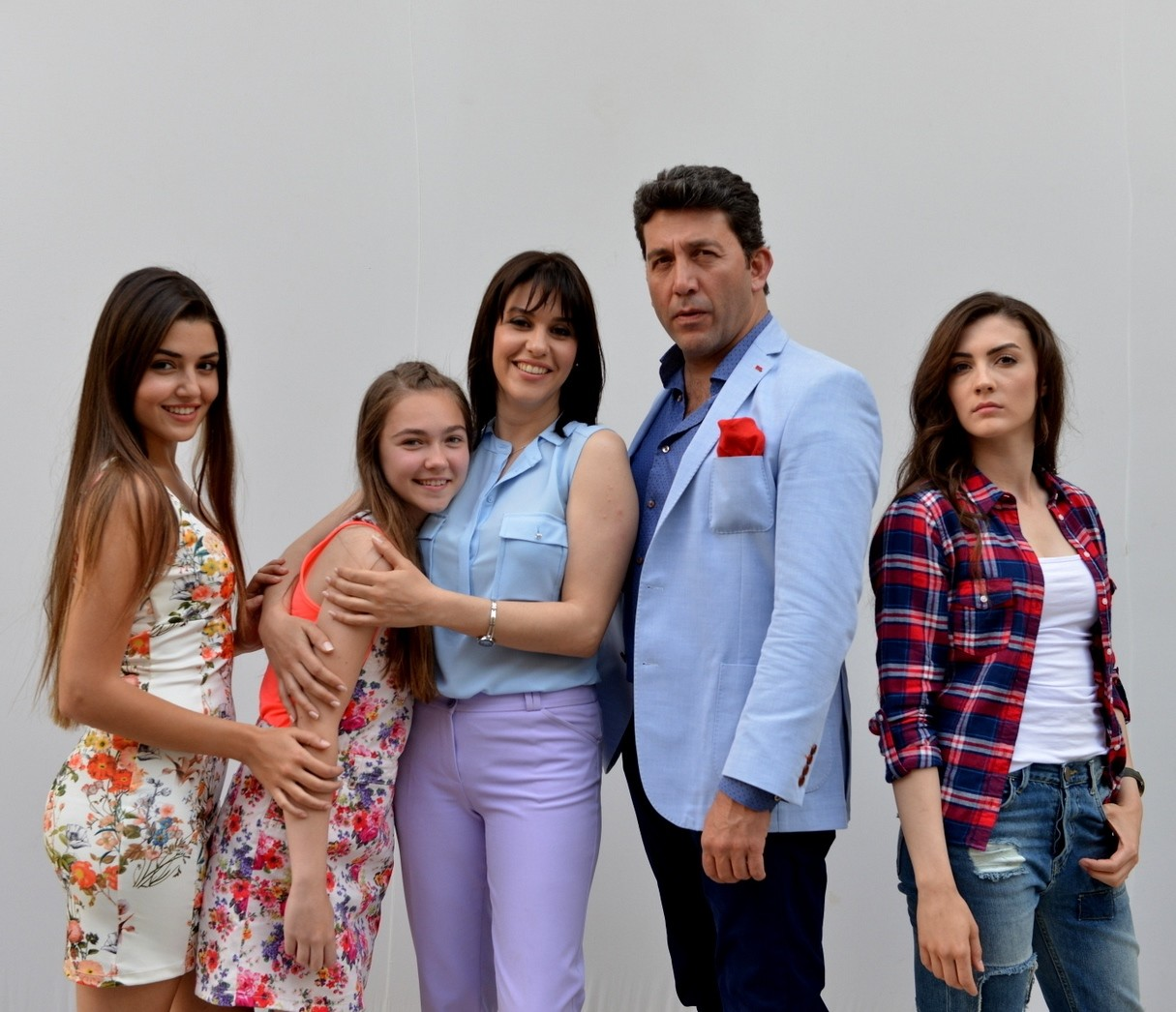 Daughters of sun - gunesin kizları tv series