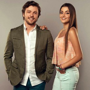 tolga saritas and hande ercel