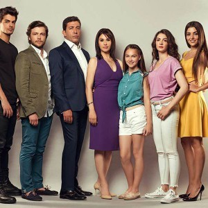 Sunshine Girls (Gunesin Kizlari) full cast