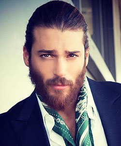 Can Yaman (Turkish Actor)