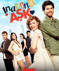 Love Out-Of-Spite (Inadina Ask) Tv Series Poster